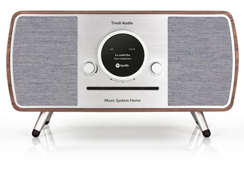 Tivoli Audio music system+ i valnød front