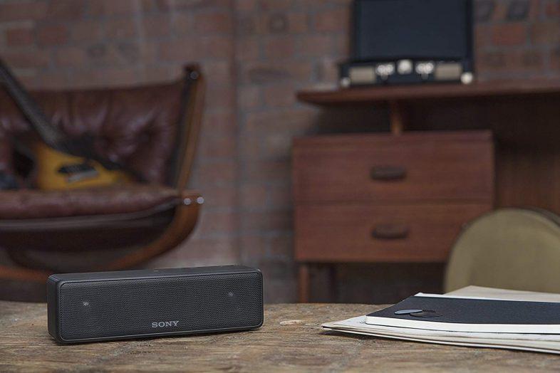 Sony srs hg1 lifestyle på bord