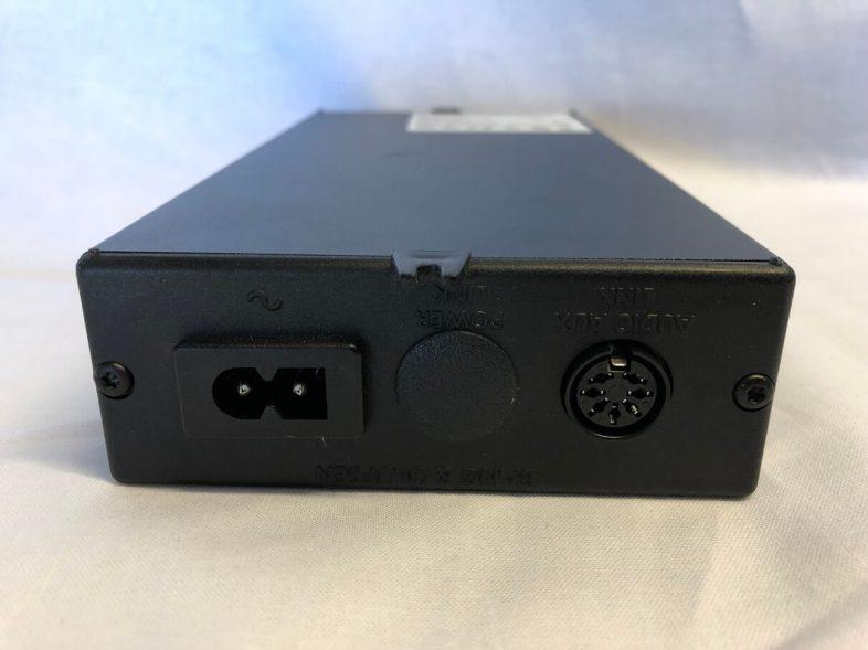 Beolink video model mk2 indgange