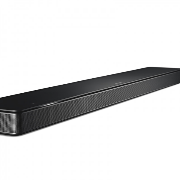 Bose soundbar 500 i sort skrå