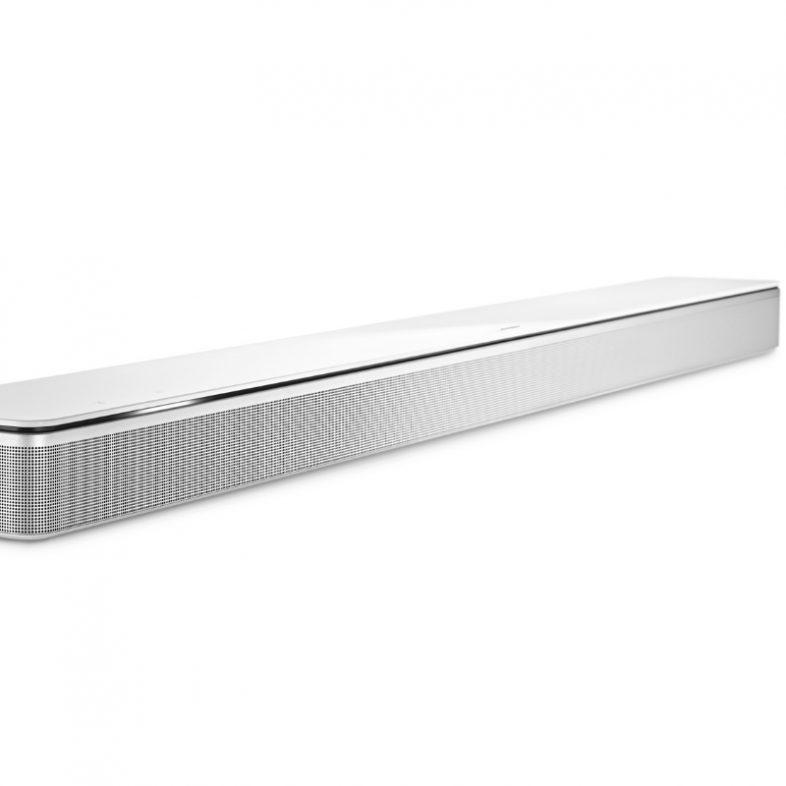 Bose soundbar 700 hvid skrå