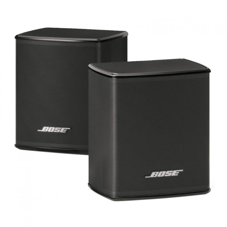 Bose surround speakers i sort billede 2