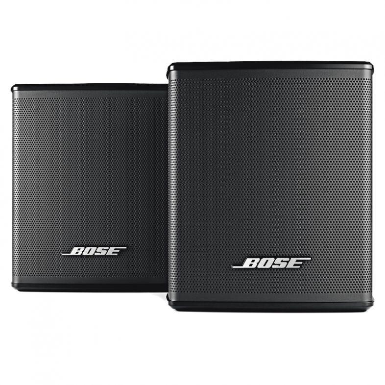 Bose surround speakers i sort 2 stk