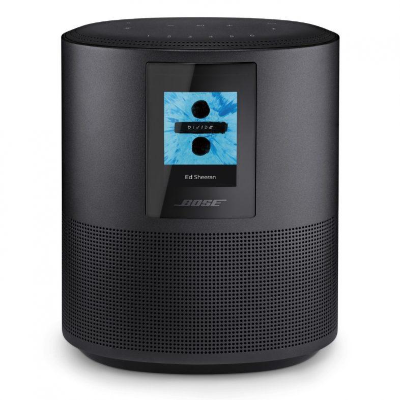 Bose home speaker 500 i sort front