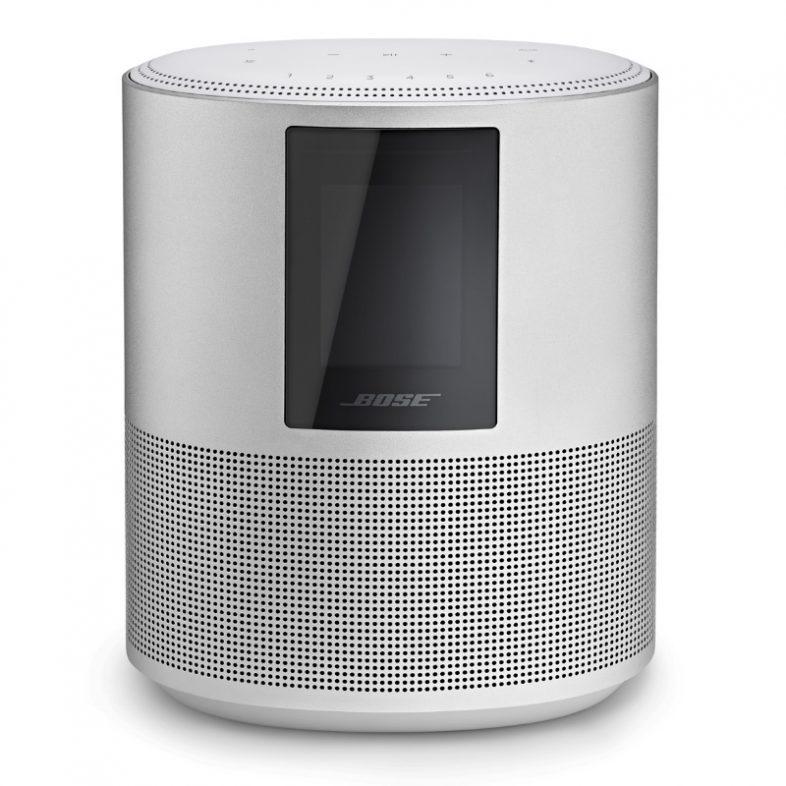 Bose home speaker 500 front i sølv