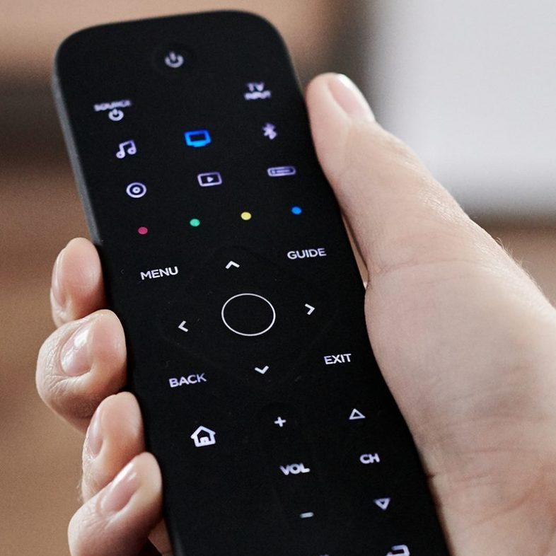 Bose soundbar universal fjernbetjening