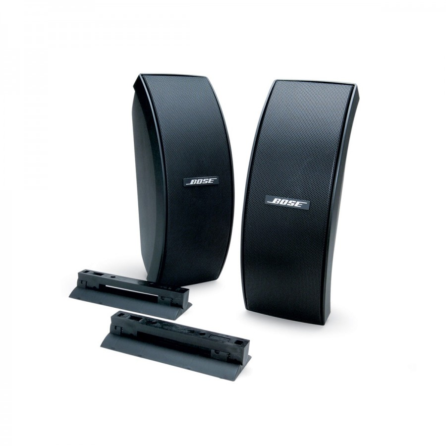 Bose 151 udendørshøjttalere i sort