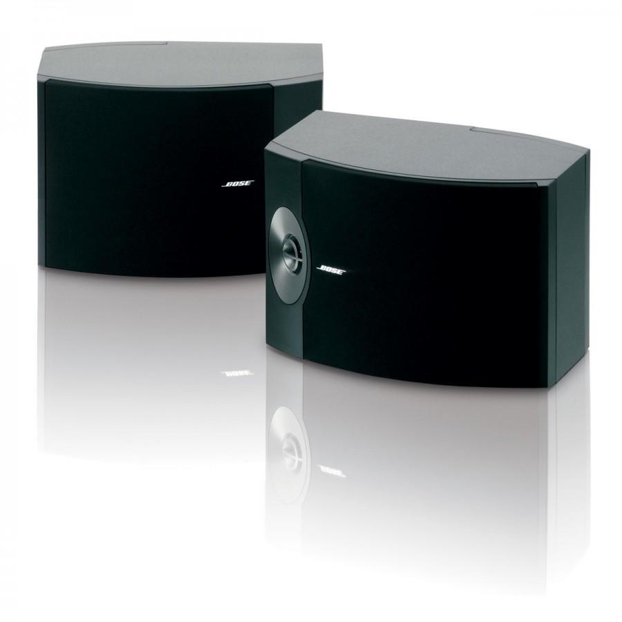 Bose 301 reolhøjttalere i sort 2 stk.