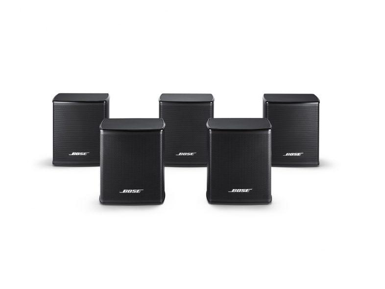 Bose lifestyle 550 komplet sæt med 5 højttalere