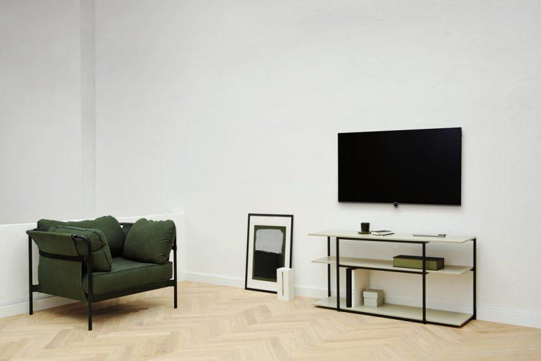 Loewe bild 1 fjernsyn lifestyle