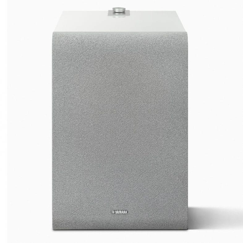 Yamaha MusicCast sub100 i hvid