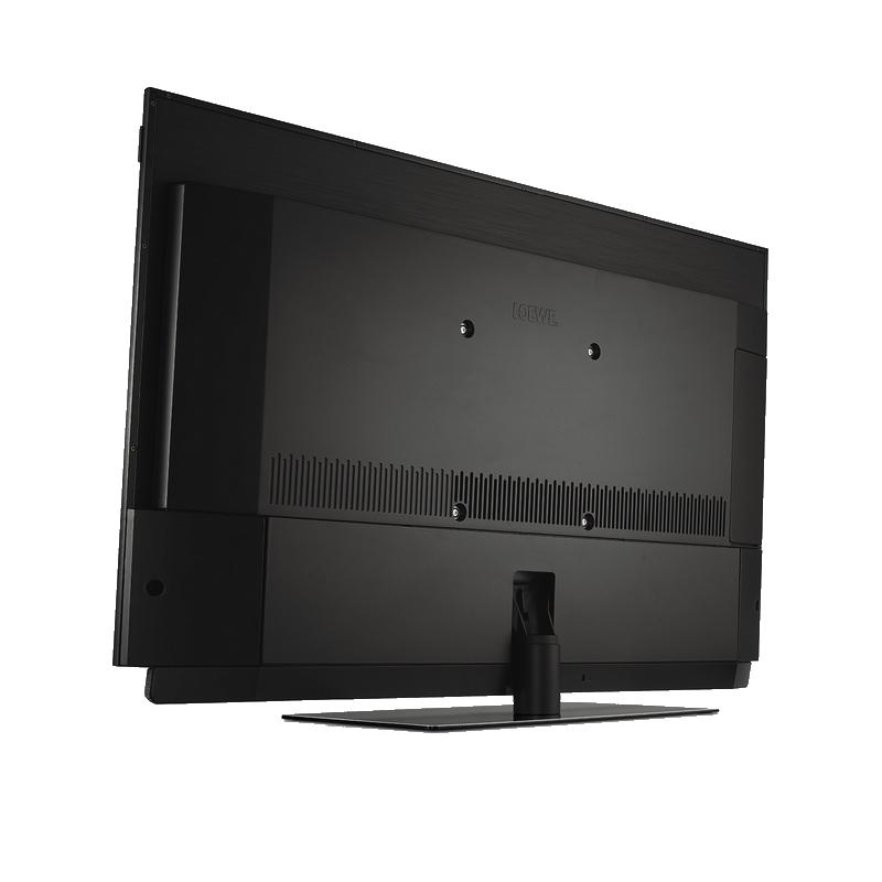 Loewe bild 3 bagplade med fjernsyn