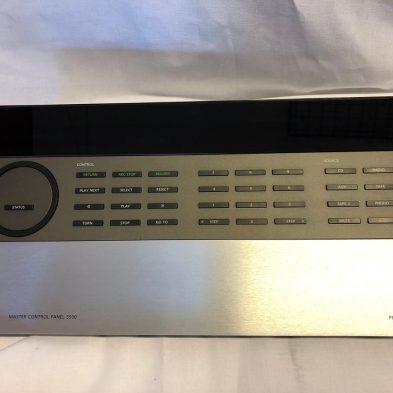 Bang og olufsen master control panel model 5500