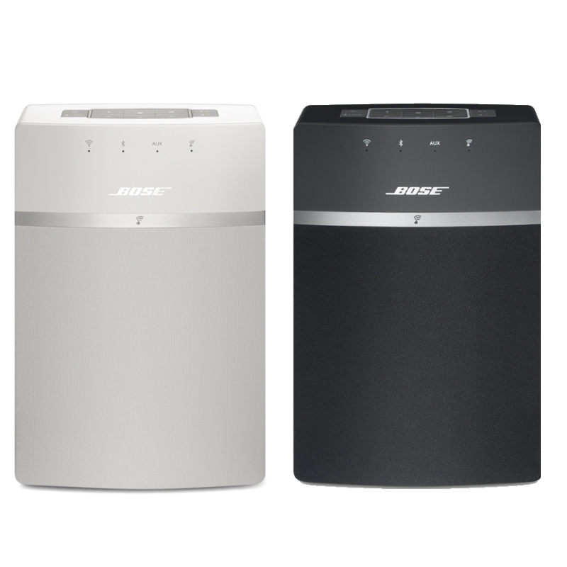 bose soundtouch 10 tr dl s h jttaler. Black Bedroom Furniture Sets. Home Design Ideas
