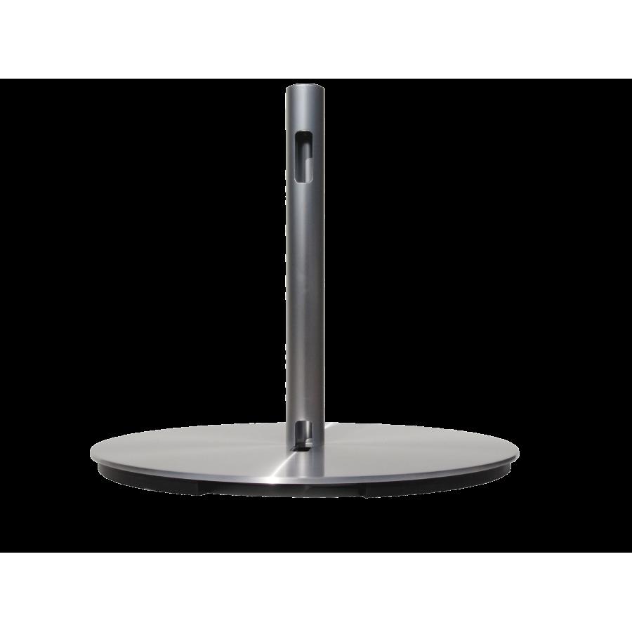 k b loewe floor stand cid 32 55 alu silver til connect id og art fjernsyn. Black Bedroom Furniture Sets. Home Design Ideas