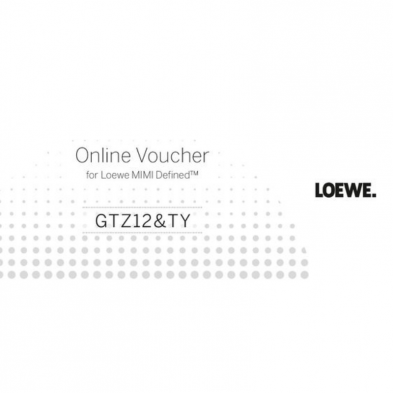 Loewe voucher for mimi
