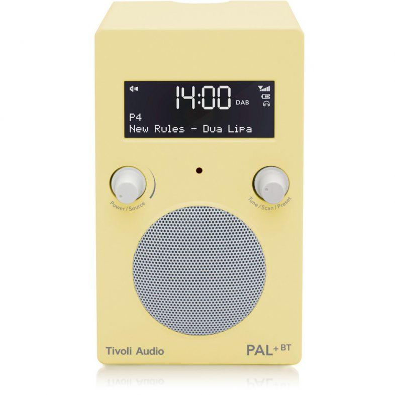 Tivoli Audio pal+ anise flower front