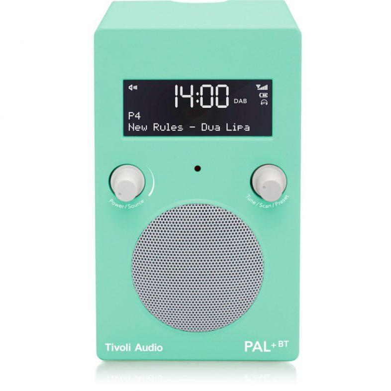Tivoli Audio pal+ grøn front