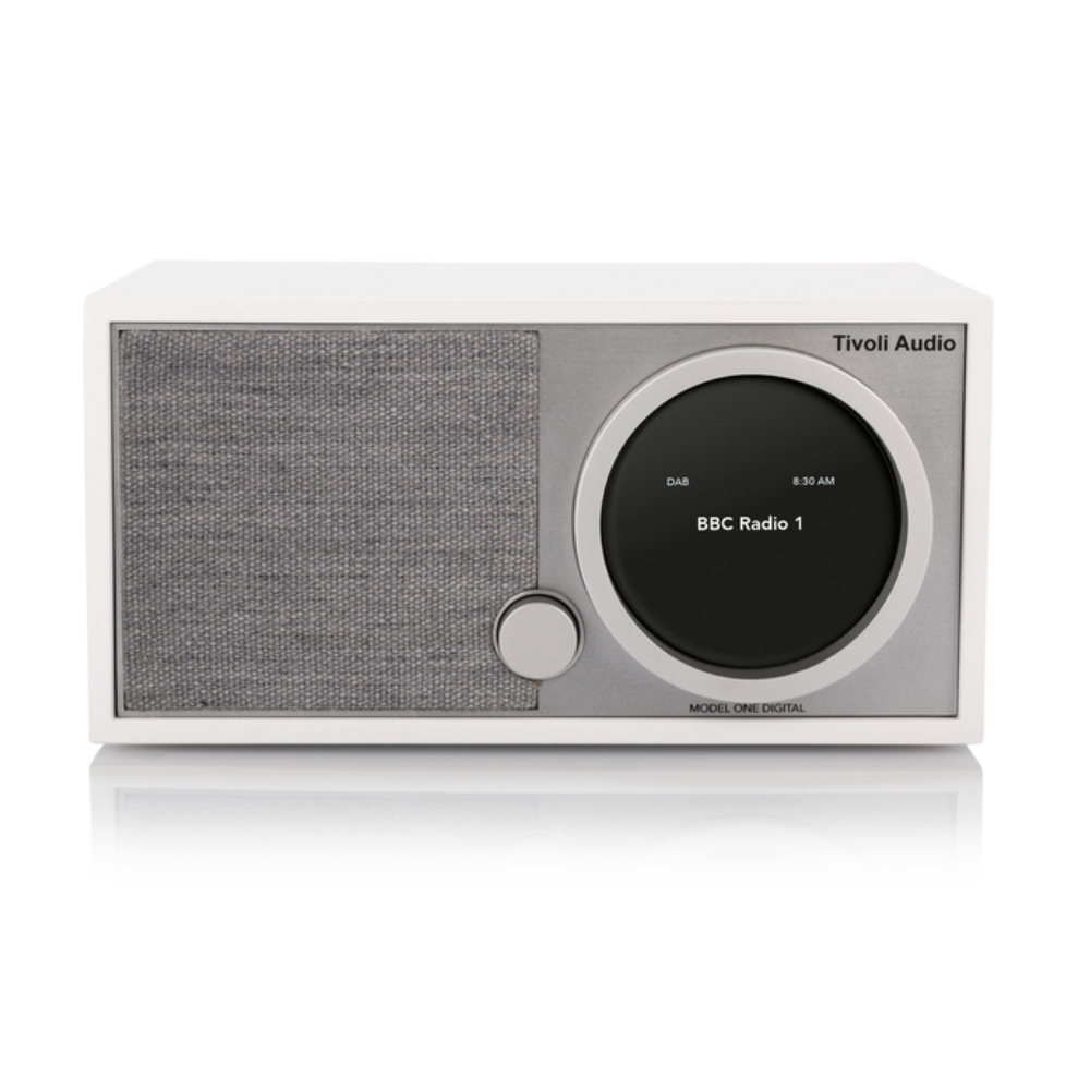 tivoli audio model one digital radio dab dab wifi bluetooth. Black Bedroom Furniture Sets. Home Design Ideas